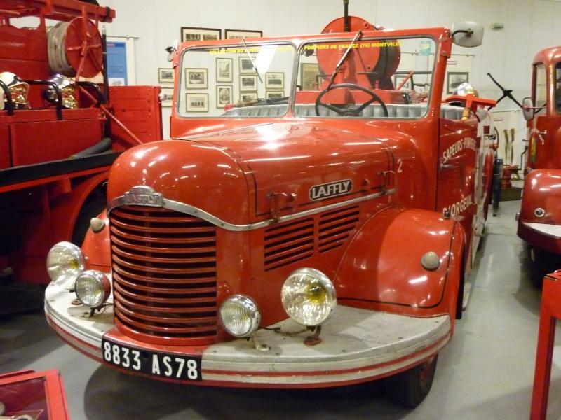 Musée des pompiers de MONTVILLE (76) 501826AGLICORNEROUEN2011042