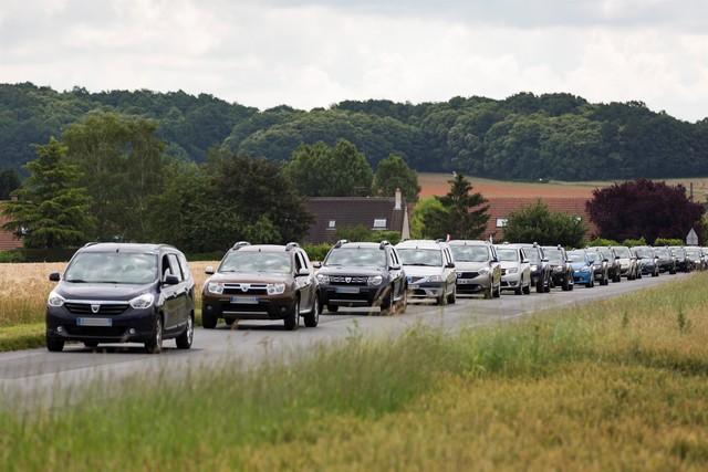 4 000 000 de Dacia dans le monde célébrées au Grand Pique-Nique Dacia 2016 501979Dacia80008globalfr