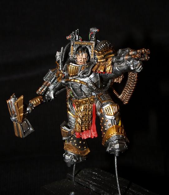 Iron warriors : Stormeagle terminé  !! 502011Perturabo17