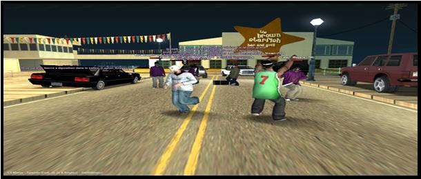 216 Black Criminals - Screenshots & Vidéos II 502395samp010