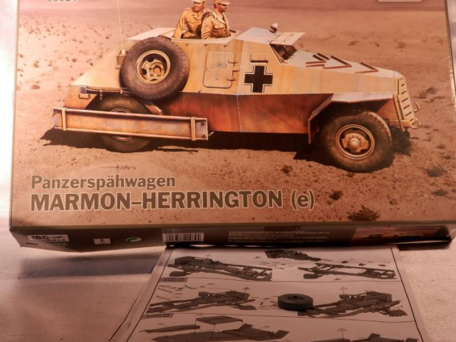 panzerspahwagen(Marmon-Herrington(e)IBG model 1/35 502491PC210042