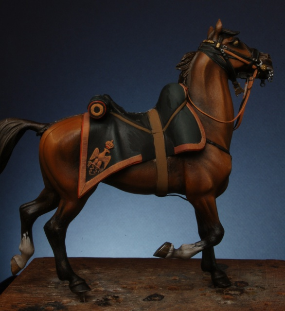 Chasseur a cheval GI - le travail de le vacance 502971coco0073
