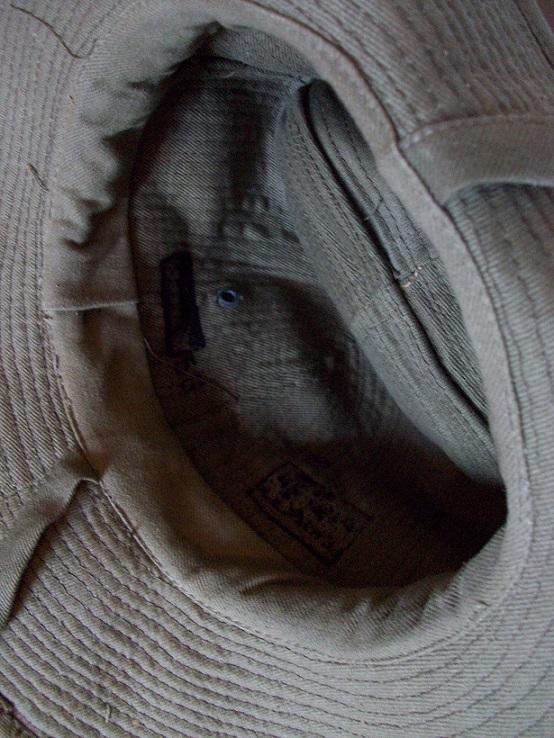 Chapeau de brousse kaki réglementaire. 5048591002939