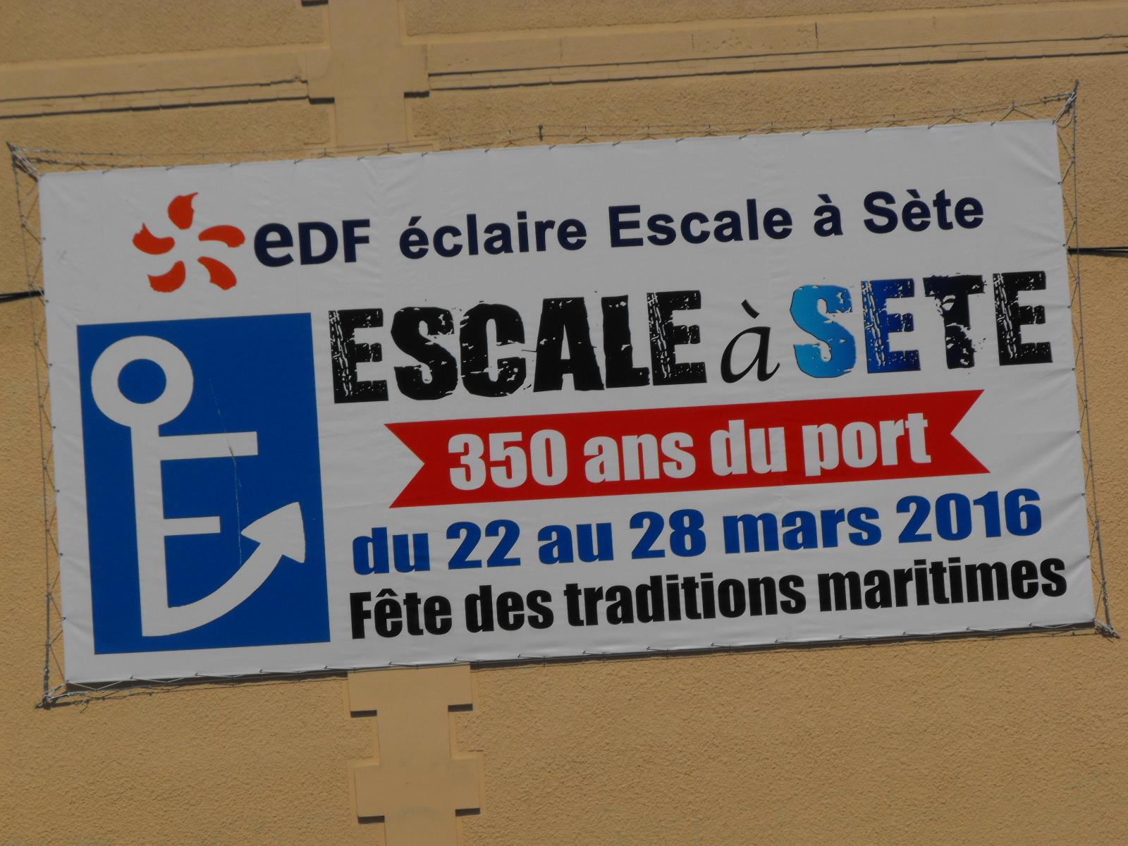 [Autres sujets non Marine] Le port de Sète 50492920160215Ste20160042