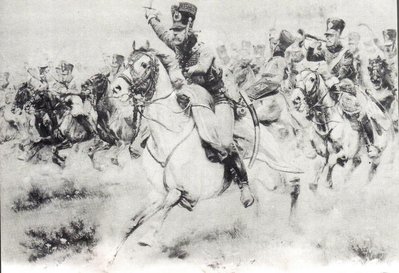 L'épopée Napoléonienne du 8 ème Régiment de Hussards  - Page 2 505272Historique8RHN29