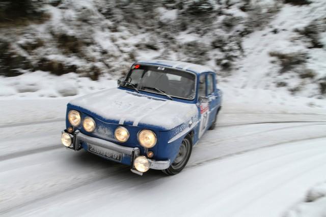 Renault engage quatre Renault 8 Gordini au Rallye Monte-Carlo Historique 2017 5065398659216