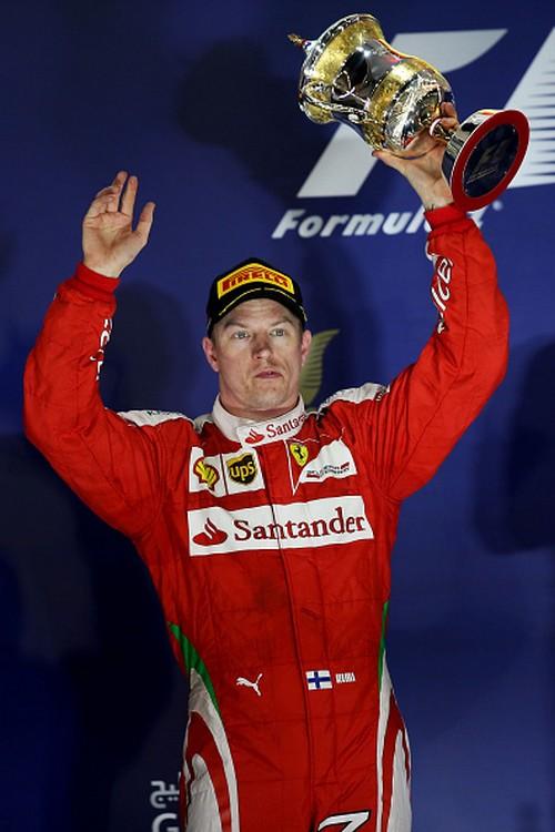 F1 GP de Bahreïn 2016 : Victoire de Nico Rosberg 5074112016KimiRaikkonen