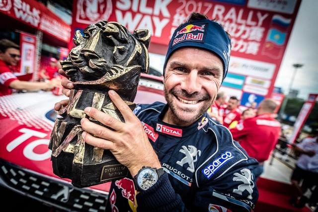 Peugeot Triomphe Pour La Deuxième Année Consécutive Sur Le Silk Way Rally 50783920156005