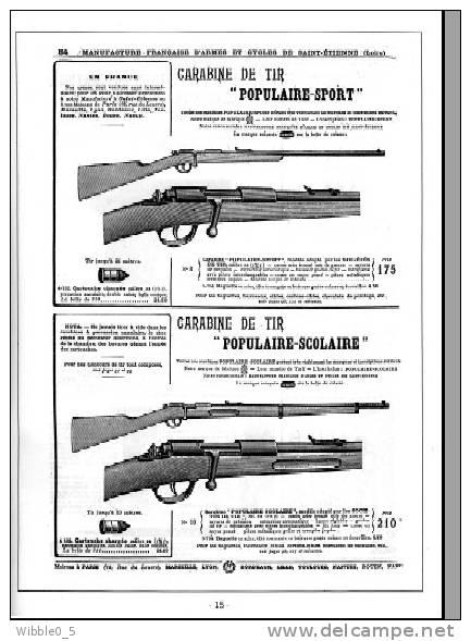 Cherche à déterminer le modèle de cette carabine 508083262007