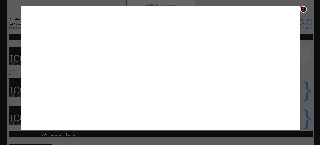 "Effet ""lightbox"" pour afficher un élément (CSS) 508104screen3"