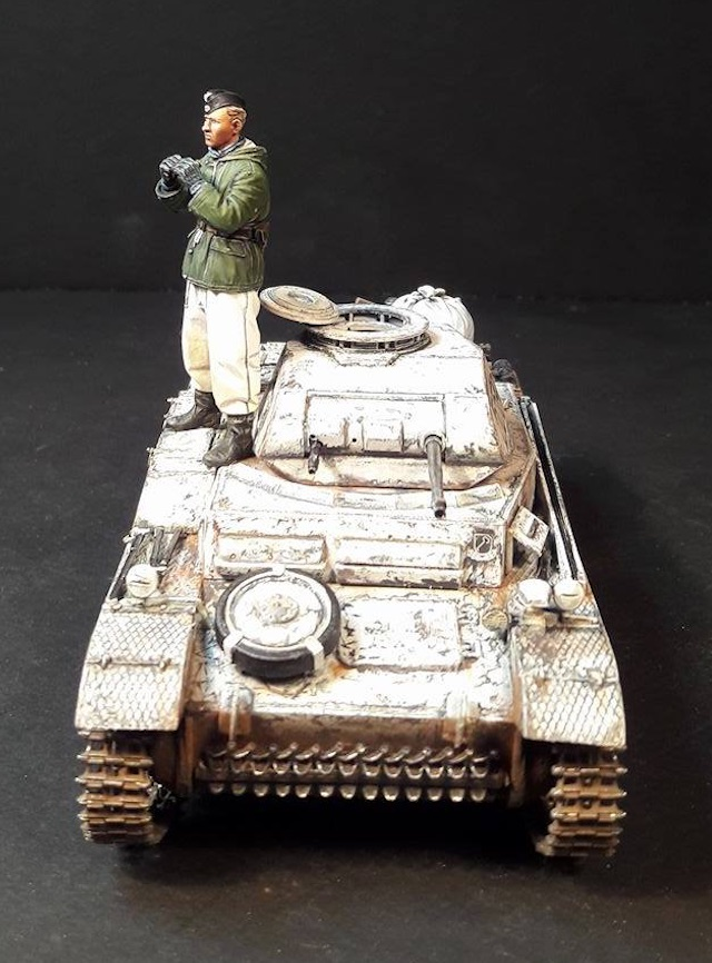 Pz.Kpfw.II Ausf.F - Kharkov 1/35 - Page 4 508376PZIIFront