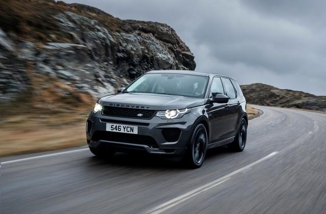 Les Land Rover Discovery Sport Et Range Rover Evoque Encore Plus Performants Grâce Aux Technologies Des Nouveaux Moteurs Ingenium 508458lrds18myingeniumpetrol24051701