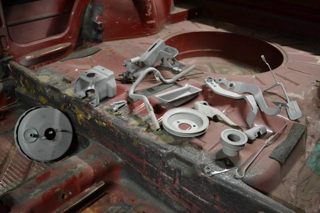 Scirocco TS en restauration complète ! - Page 2 508606DSC78811