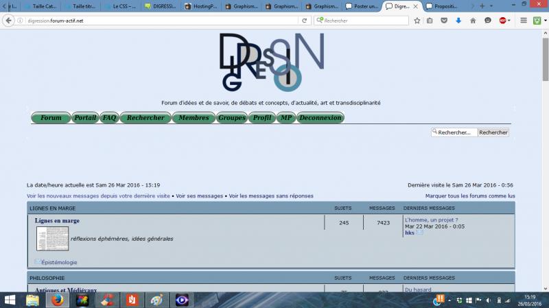 Propositions pour l'apparence du forum 508809Graphismebleubleu1forum
