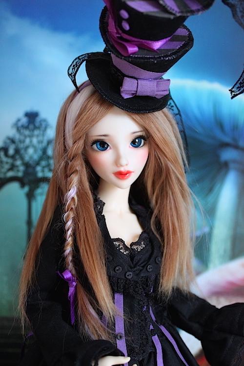 Elsa vous souhaite une Bonne Année (Enni Sensei's Dolls) p8 - Page 4 509596ChapelireBuste