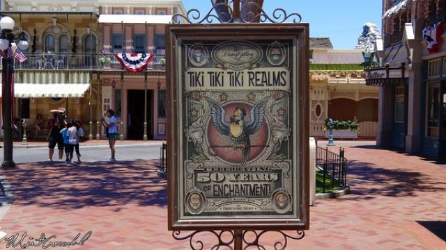 [Disneyland Park] The Disney Gallery - Exposition Tiki, Tiki, Tiki Realms, Celebrating 50 Years of Enchantment 51053290t1