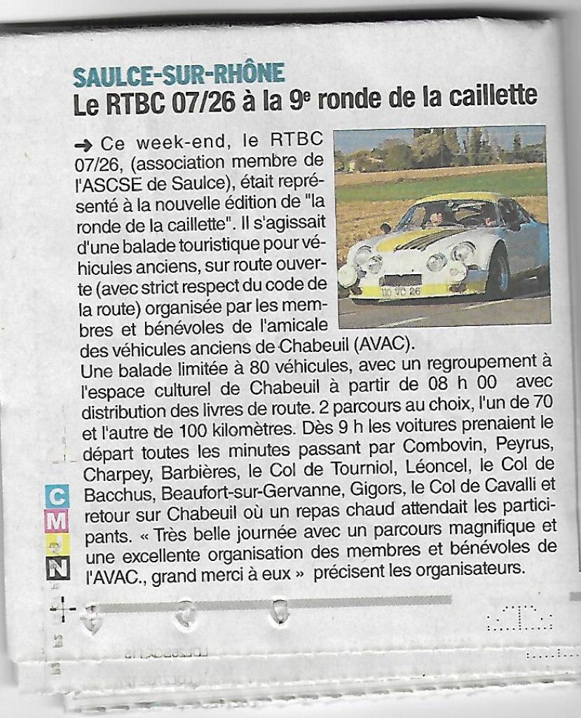 [26] 15/10/2017-  9ème Ronde de la Caillette Chabeuil - Page 3 511689DL15102017Rondedelacaillette