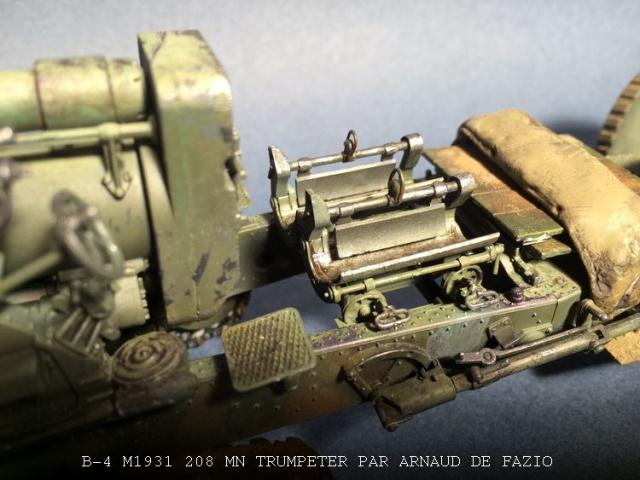 un B-4 M1931 203 mn (le marteau de Staline trumpeter 1/35 - Page 2 511696B42019