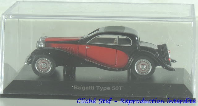 """Wagon porte autos Bugatti """"M. Fritz Schlumpf"""" 511738BOSBugattiT50GanglofrougeIMG4608R"""