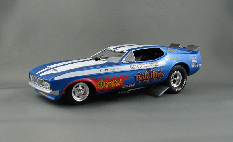 Blue Max Funny Car 511904bluemax0012