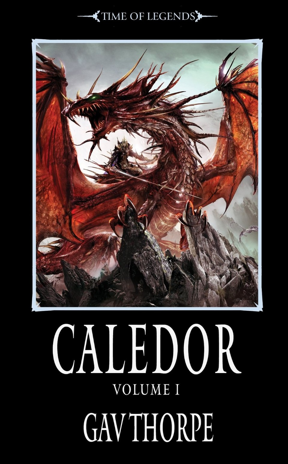 Caledor Volume 1 et 2 de Gav Thorpe 512337Caledorvol1