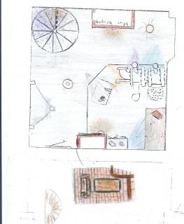 Construction taille réelle : Tower of terror boiler room projet  512671dpot