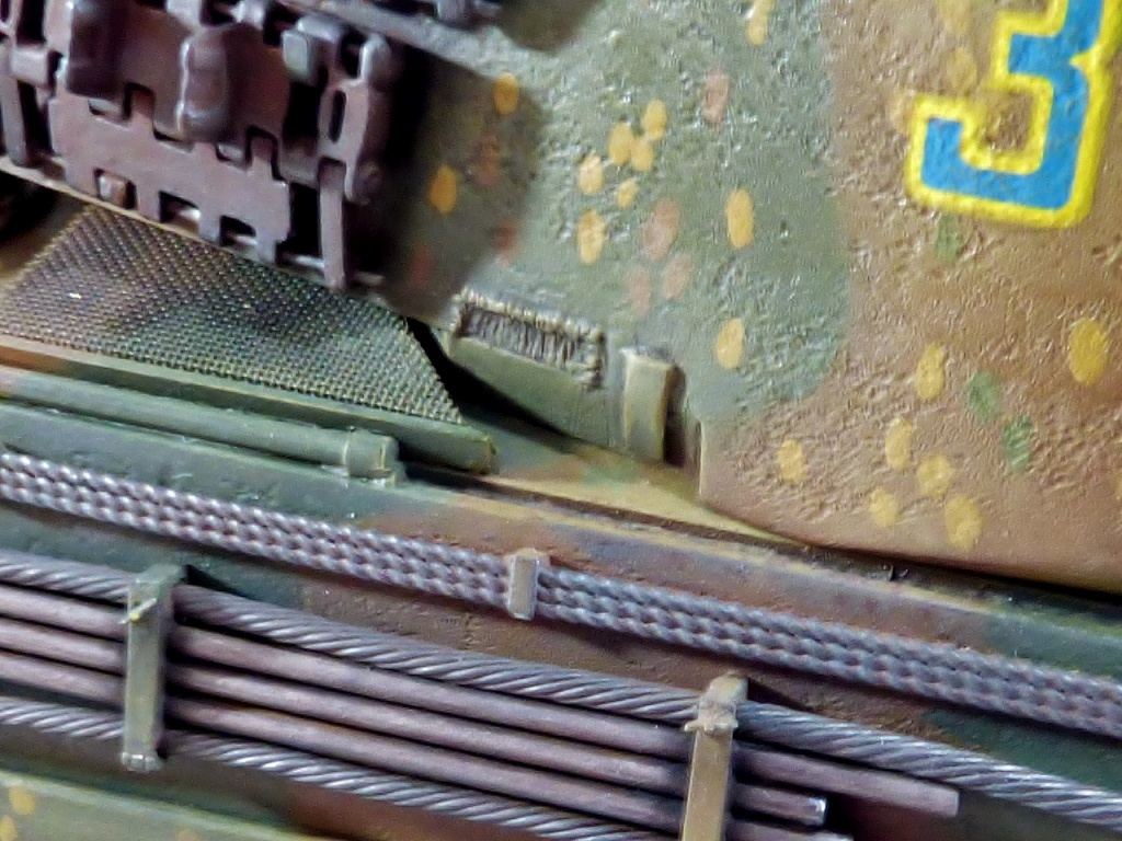 tiger - King Tiger Sd.Kfz.182 Henschel Turret Takom 1/35 512676P1060504Copier