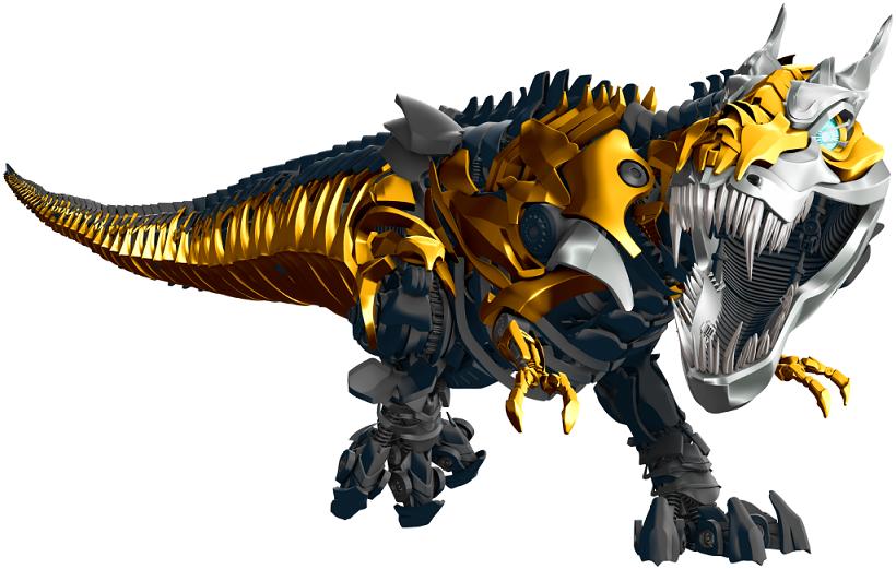Concept Art des Transformers dans les Films Transformers - Page 2 513253103000050transformers4grimlocklayerfulldinobotsgrimlock