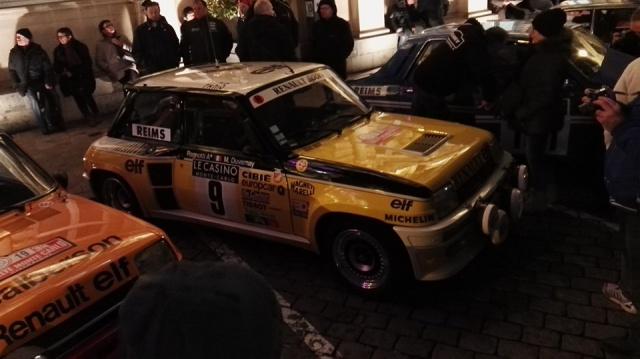 Rallye Historique Monte Carlo 513806Ragnotti2