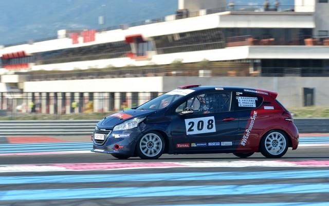 RPS / No Limit Racing, GPA Racing Et Le Team Villefranche S'ajoute Au Palmarès Des Rencontres Peugeot Sport 2015 ! 514017563632cdac344