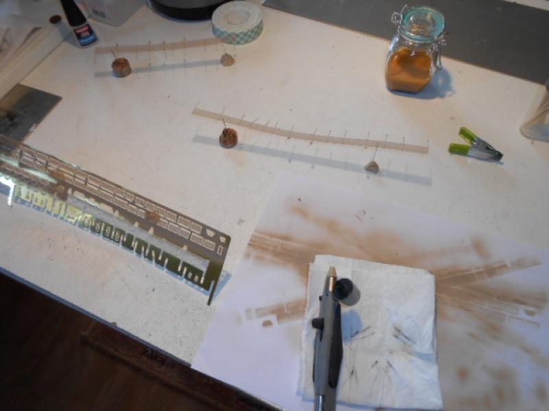 PA AKAGI 1/350 de chez Hasegawa PE + pont en bois par Lionel45 - Page 4 514475ak007