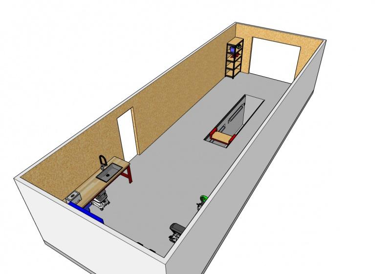 L'atelier ossature bois de Ridingfree 514745Amnagementintrieur3