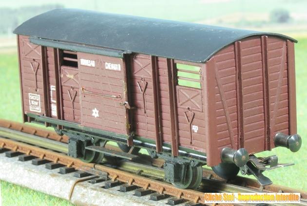 Wagons couverts 2 essieux maquette 514834VBcouvert2essbriqueIMG3246R