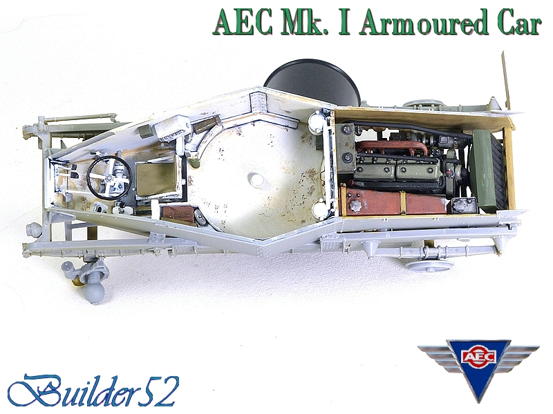 AEC Mk.I Armoured Car - Lybie 1942 - Miniart 1/35 - Page 2 515948P1050108