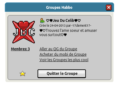 [-.-Amel-.-] Jeu du Celib [Scuro Famiglia] [02/08/2015] [P/M]  516301badge2