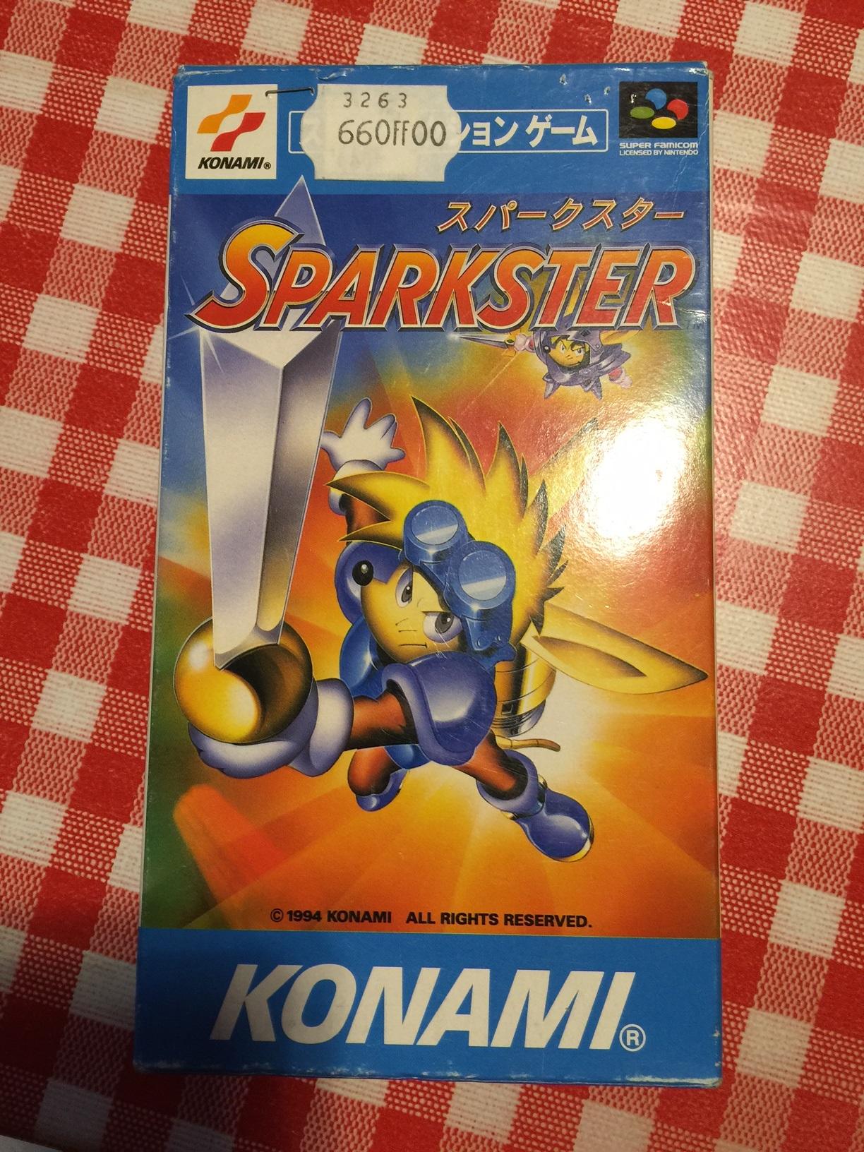 [EST] Sparkster sur Super Famicom 516720IMG0316