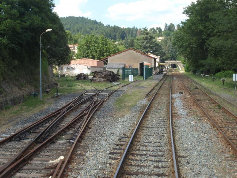 Le Relais routier de Ste Cécile d'Andorge (Gard) 517008P7247742