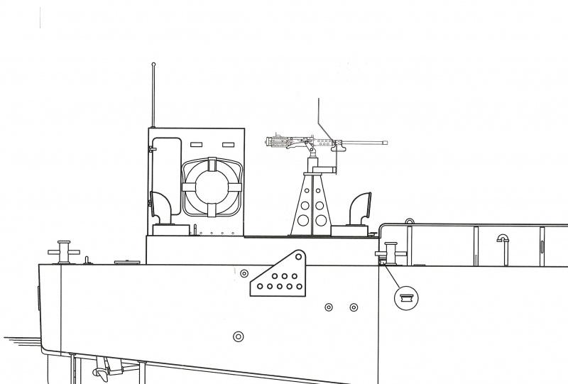LCM-3 au 1/15e sur plan 517162LCM31