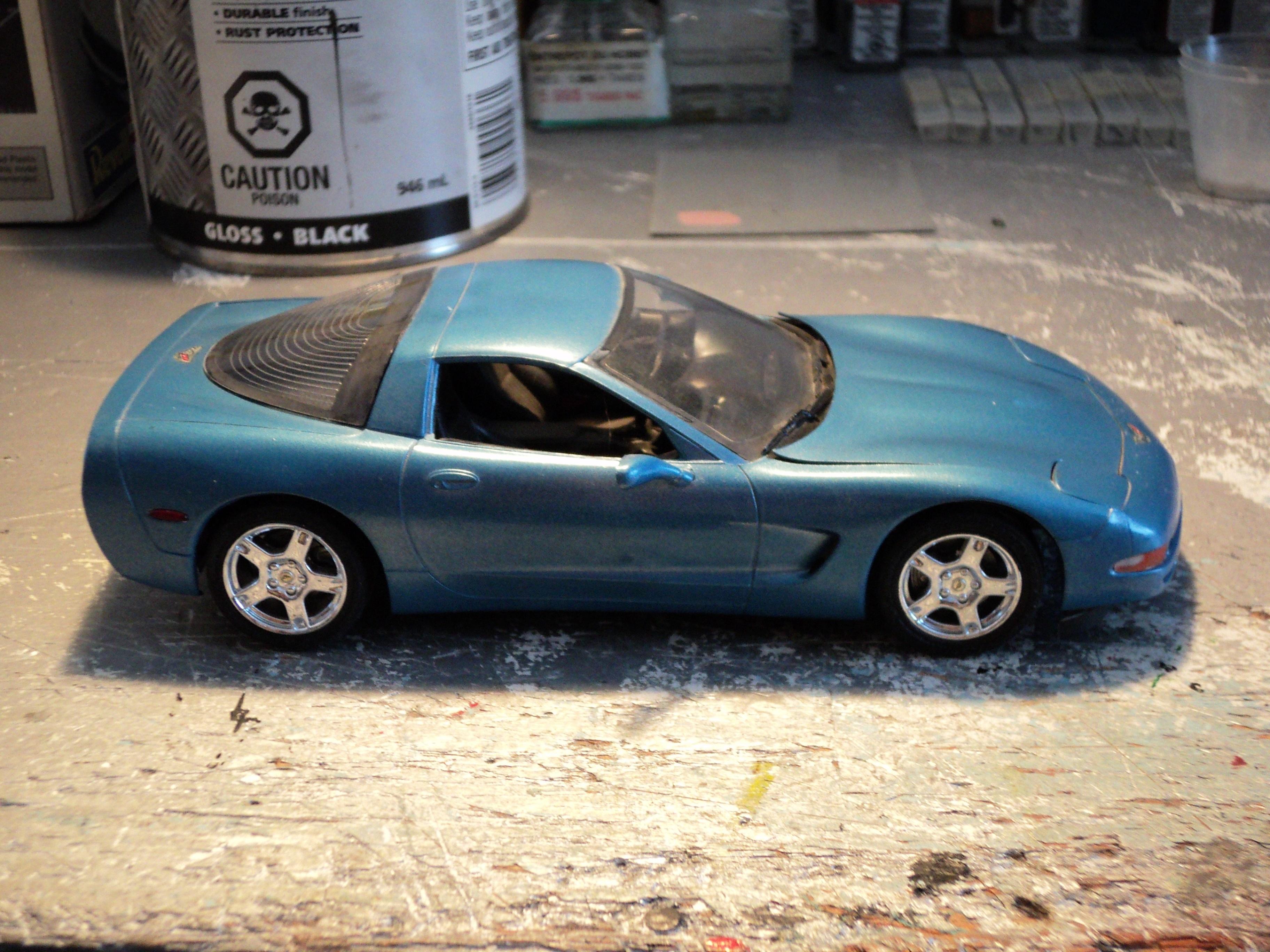 1996 Corvette bleue 5171781996Corvette21