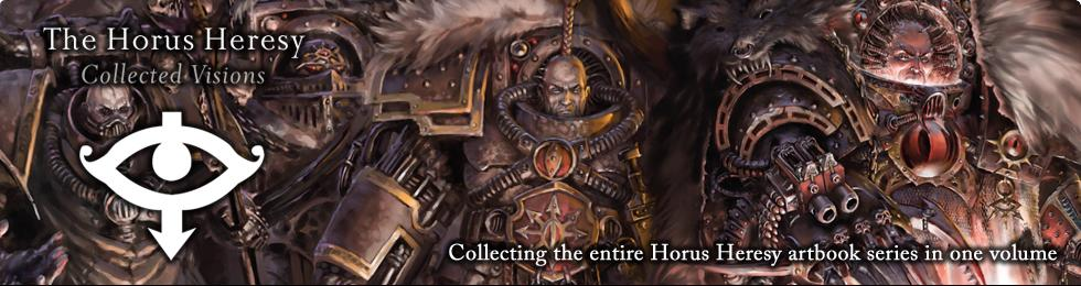 The Horus Heresy : Collected Visions (Artbook) 517254collectedvisions