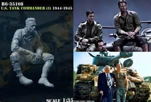 Sherman - Sherman M4A3E8 FIN DE GUERRE 517438Fury001
