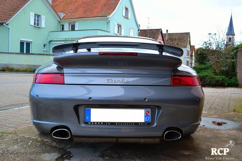 Rénovation extérieur Porsche 996 TT 5174820275