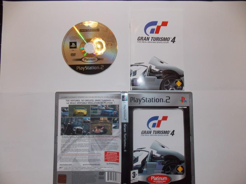 Gran Turismo 4 518771Playstation2GranTurismo4Plat