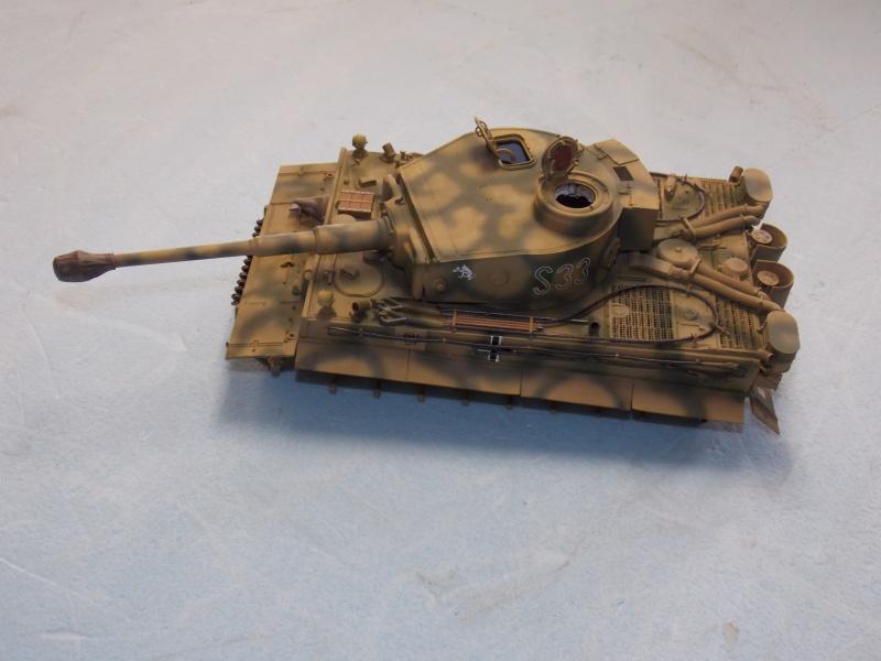 TIGRE S33  avant la bataille de Koursk juillet 43 (Dragon 1/35 dio DIODUMP) - Page 6 518773DSCN4683