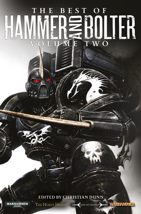 The Best of Hammer and Bolter: Volume Two 518923bestofhb2