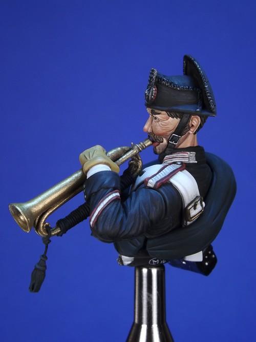 Box Art  Trompette de Carabiniers Royale Italiens Crimée 1855 519102box2