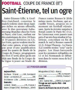 SPRINT FINAL   DE LA COUPE DE FRANCE - Page 20 519398264