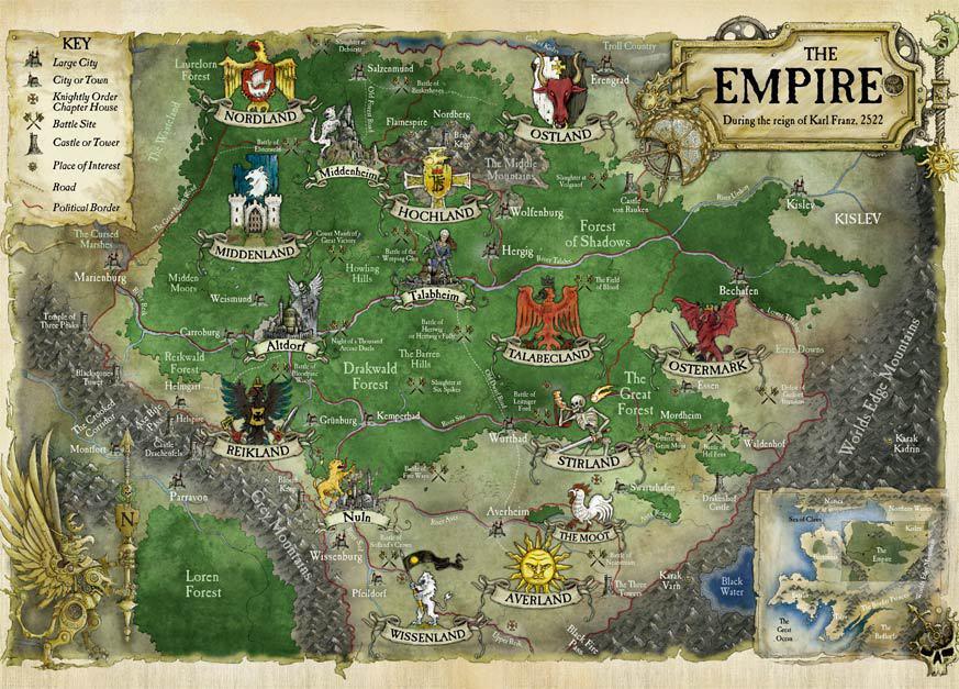 Warhammer : l'Empire, nouveau livre d'armée 520106Lempire3