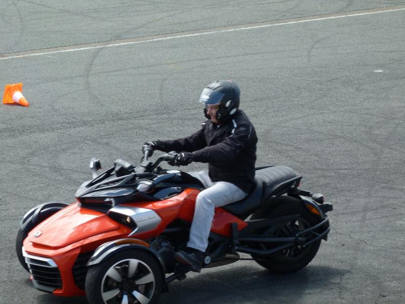 CR & Photos : TSO 17/05/15 : Essai du Can Am SPYDER F3-S et du RT-Limited 520136P1170668