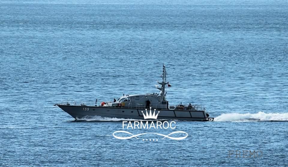 Moroccan Law Enforcement & Cost Guard Fleet / Vedettes de Surveillance et les Gardes des Côtes - Page 5 52045220180105091432
